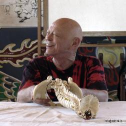 Emmett Hutchins in classe a Kauai